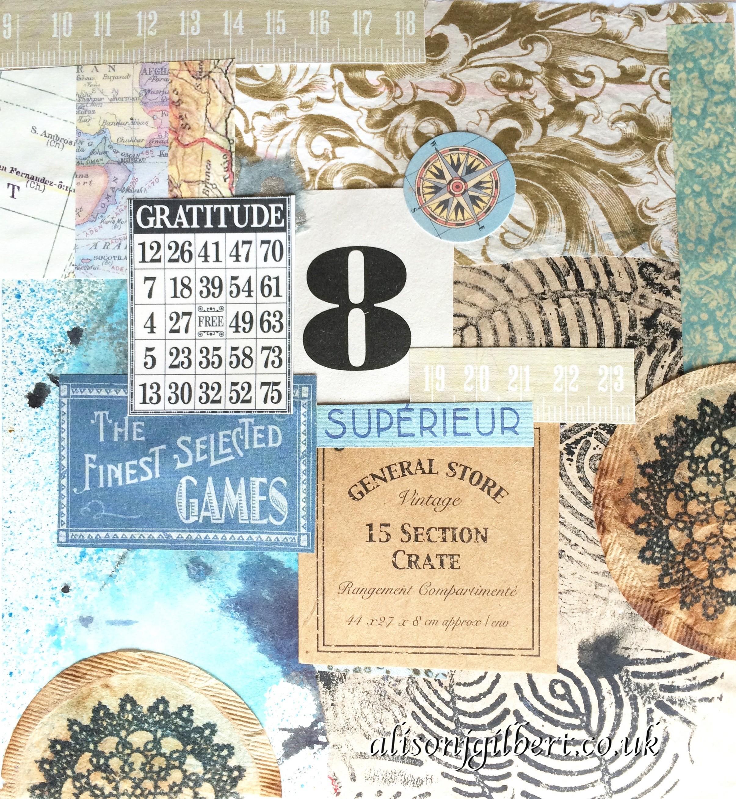 Grateful eight